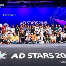 AD STARS 2018でADKがシルバー2つおよび、TOP INNOVATIVE AGENCYのCreative賞を受賞。ADK台湾も3部門でシルバー獲得