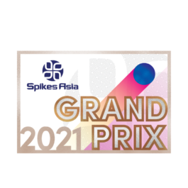ADK Group wins Grand Prix at Spikes Asia 2021